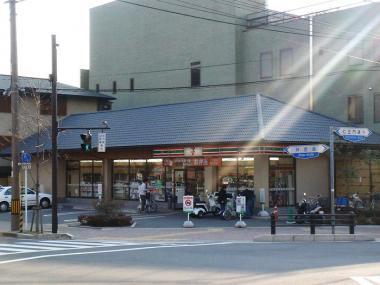 京都のコンビニ
