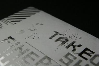TAKEO PAPER SHOW 2008 封筒