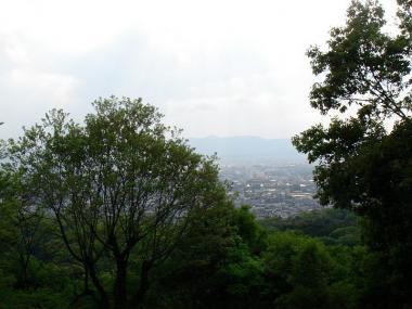 伏見稲荷神社 四つ辻
