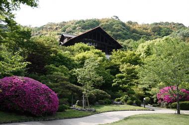 大山崎山荘