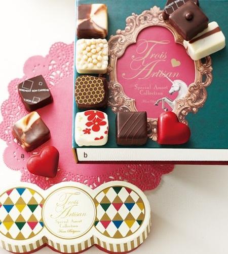 2012大丸 松坂屋のバレンタインチョコレート
