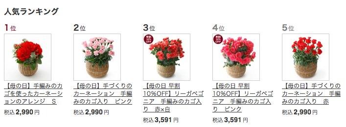Flower MUJI Gift