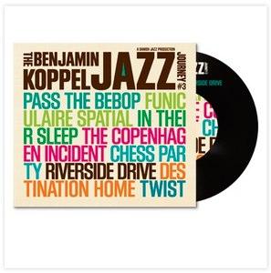 Tiger Copenhagen Japan  新しいアイテム  新しいアイテム  The Benjamin Koppel Jazz Journey  3