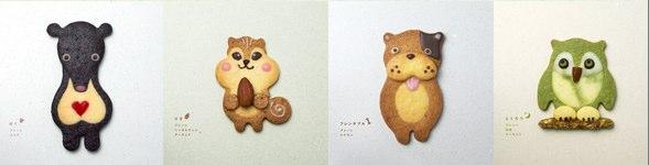 Henteco へんてこ 森の洋菓子店 3