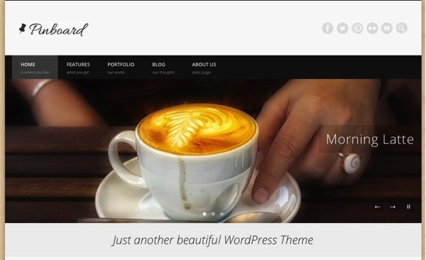 Pinboard | Just another WordPress site 1