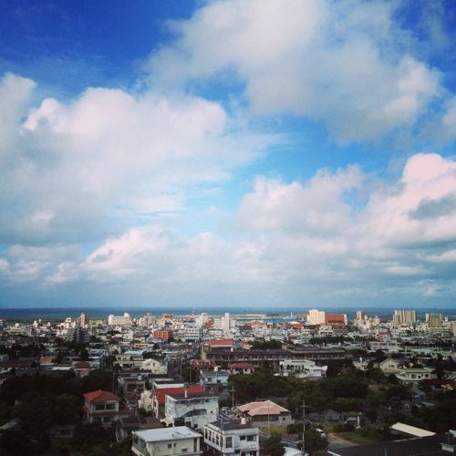 朝の石垣島