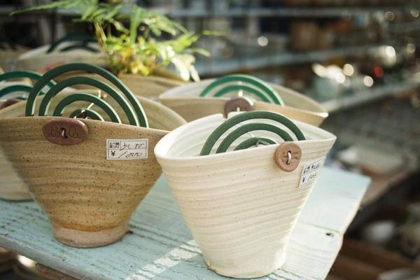 京都五条陶器まつり 蚊遣り