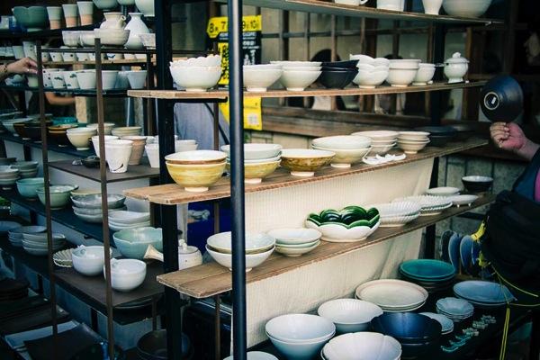 京都五条陶器まつり