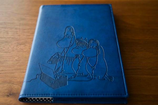 moomin手帳