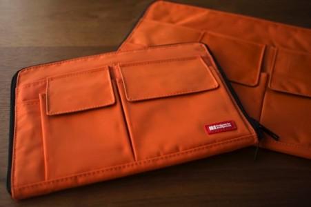 リヒトラブ(LIHIT LAB)のバッグインバッグA4&A5を購入したので中身公開