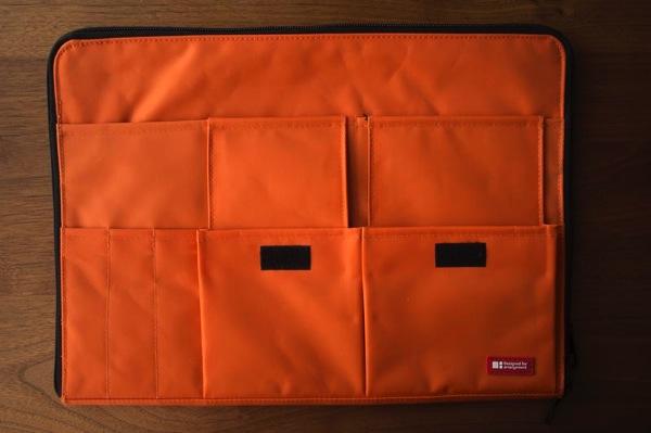 リヒトラボのバッグインバッグ A4