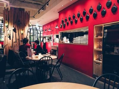 紅茶が飲める場所を求めて…「ミュゼ茶屋町」へ