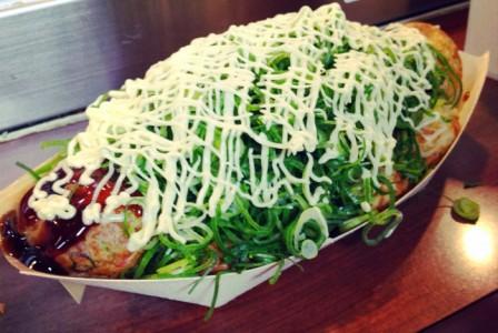 [たびねす] 梅田で食べたいたこ焼きベスト3という記事を寄稿しました