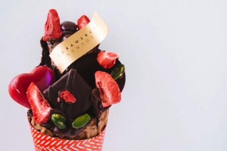 華やぐバレンタイン!グラマシー・ニューヨークのブーケショコラ