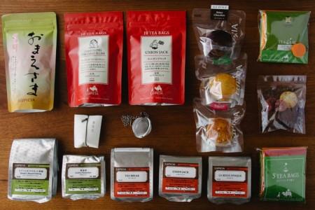 ルピシアグランマルシェ 2015 で購入してきた紅茶たち