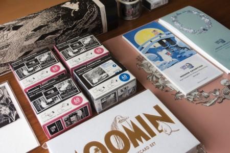 MOOMIN!ムーミン展 in 名古屋で再びオリジナルグッズを買ってきました