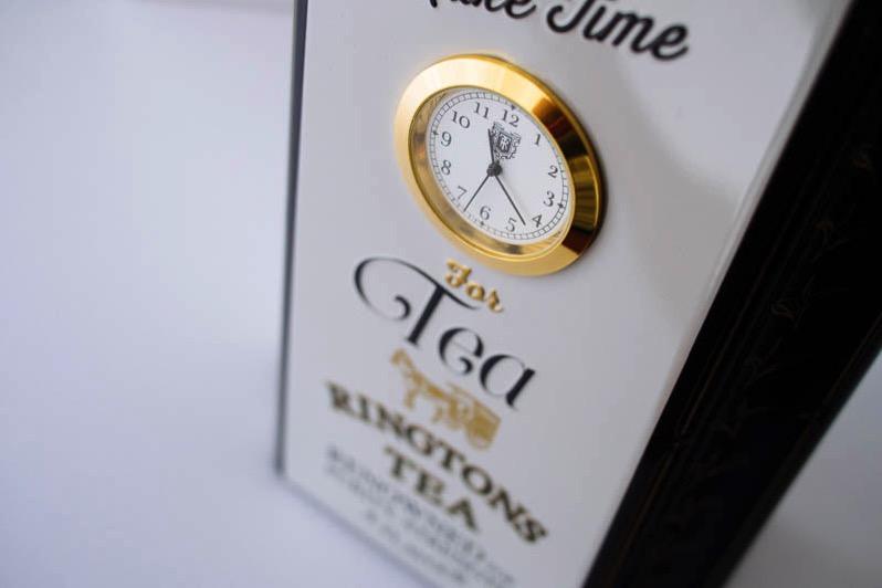 Ringtons 時計