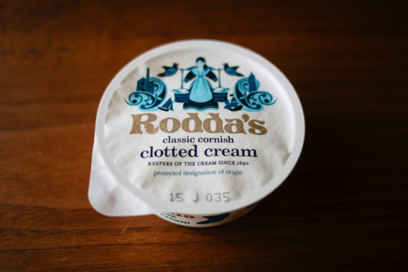 rodda's クロテッドクリーム