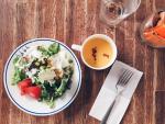 南船場のオオバコカフェ「Cafe GARB(カフェ・ガーブ)」で日替わりパスタランチを食べました