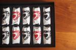 夫へのバレンタインプレゼントは、資生堂パーラーのガナッシュチョコレートにしました